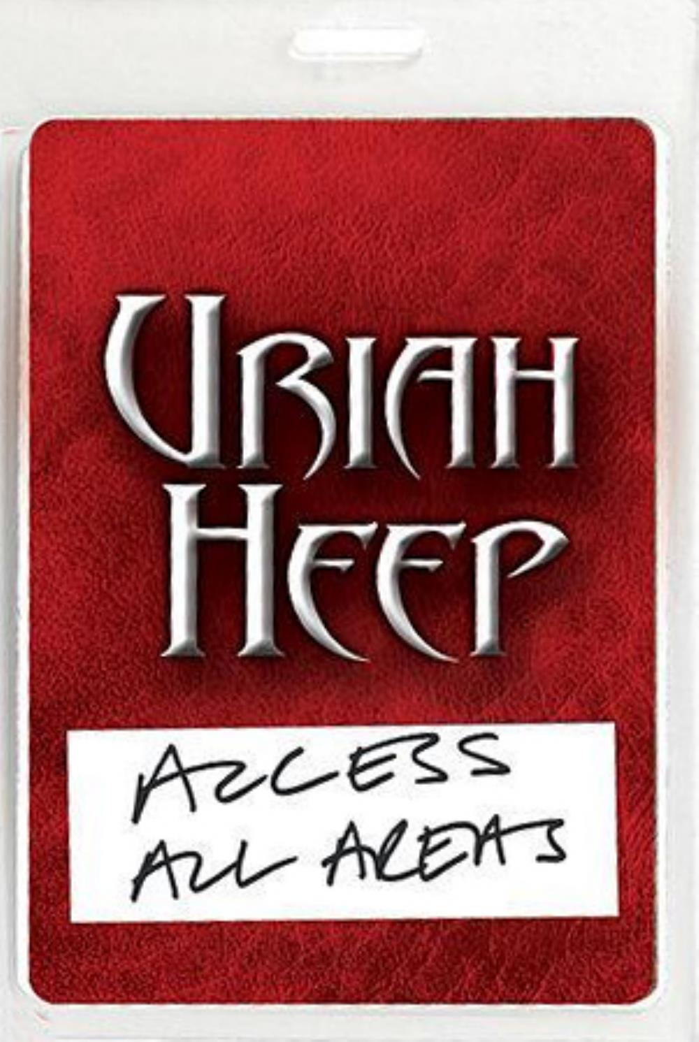 Uriah Heep Access All Areas Live In Moscow Reviews