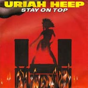 Uriah Heep Stay On Top album cover