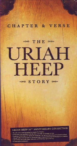 Uriah Heep Chapter And Verse album cover