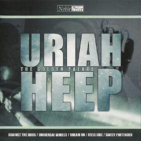Uriah Heep The Golden Palace album cover