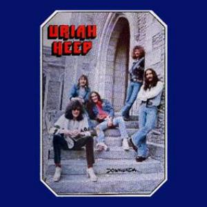 Downunda.. by URIAH HEEP album cover