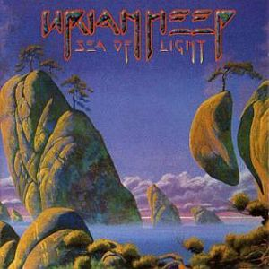 Uriah Heep - Sea Of Light CD (album) cover