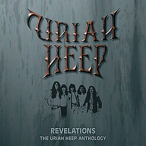 Uriah Heep Revelations - The Uriah Heep Anthology album cover