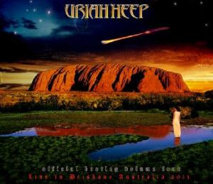 Uriah Heep Live In Brisbane Australia 2011 (Official Bootleg Volume IV) album cover