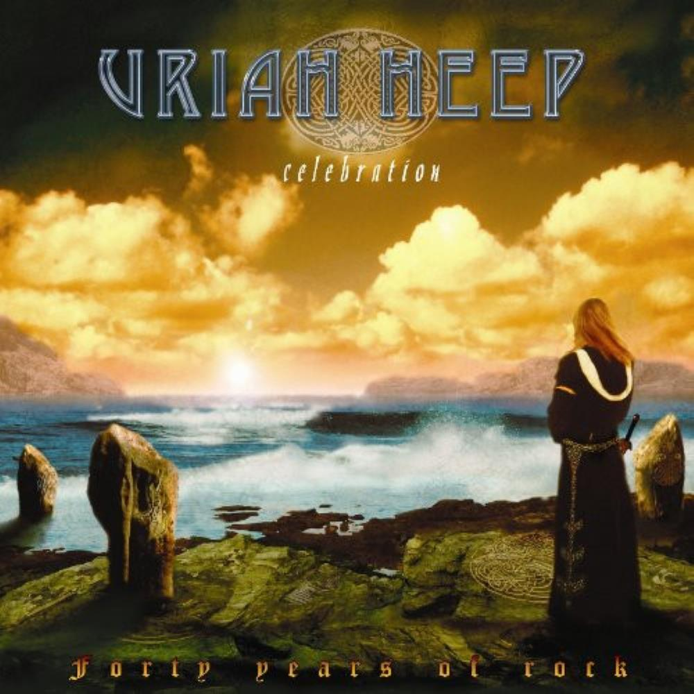 Uriah Heep Celebration - Forty Years Of Rock album cover