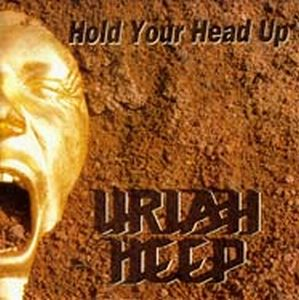 Uriah Heep Hold Your Head Up album cover