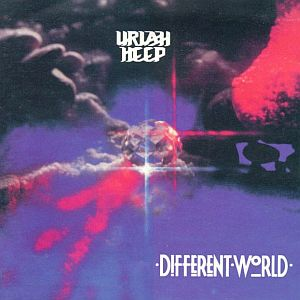 Uriah Heep - Different World CD (album) cover