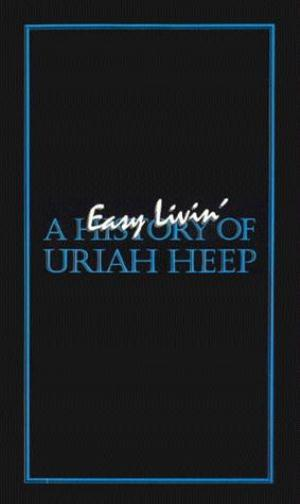 Uriah Heep - Easy Livin' - A history of Uriah Heep CD (album) cover