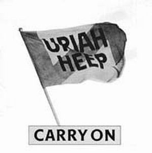 Uriah Heep Carry On album cover