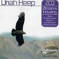Uriah Heep Uriah Heep (Platinum Collection) album cover
