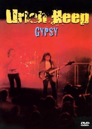 Uriah Heep Gypsy. Live at London's Camden Palace 1985 album cover
