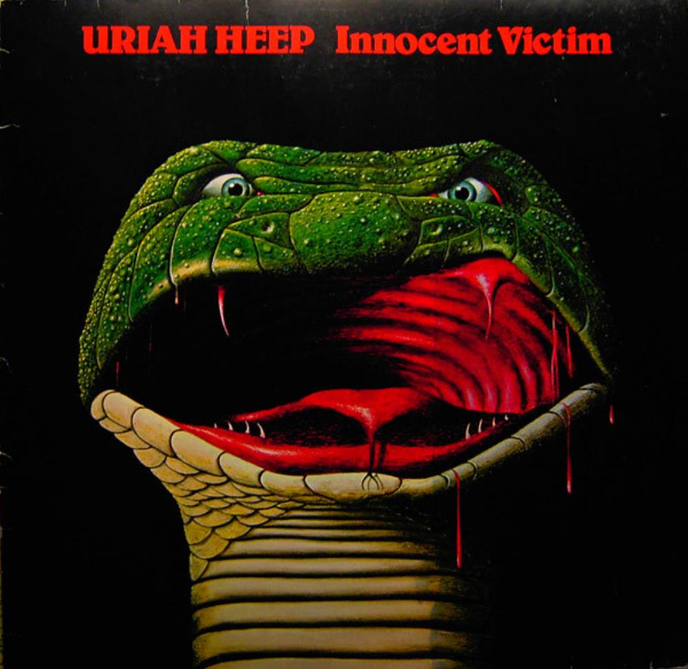 Uriah heep discography and reviews.