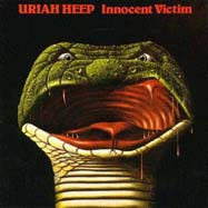 Innocent Victim by URIAH HEEP album cover