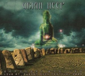 Uriah Heep - Live at Sweden Rock Festival 2009 (Official Bootleg) CD (album) cover