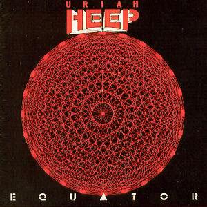 Equator by URIAH HEEP album cover