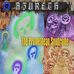 The Promethean Syndrome by AZURETH album cover