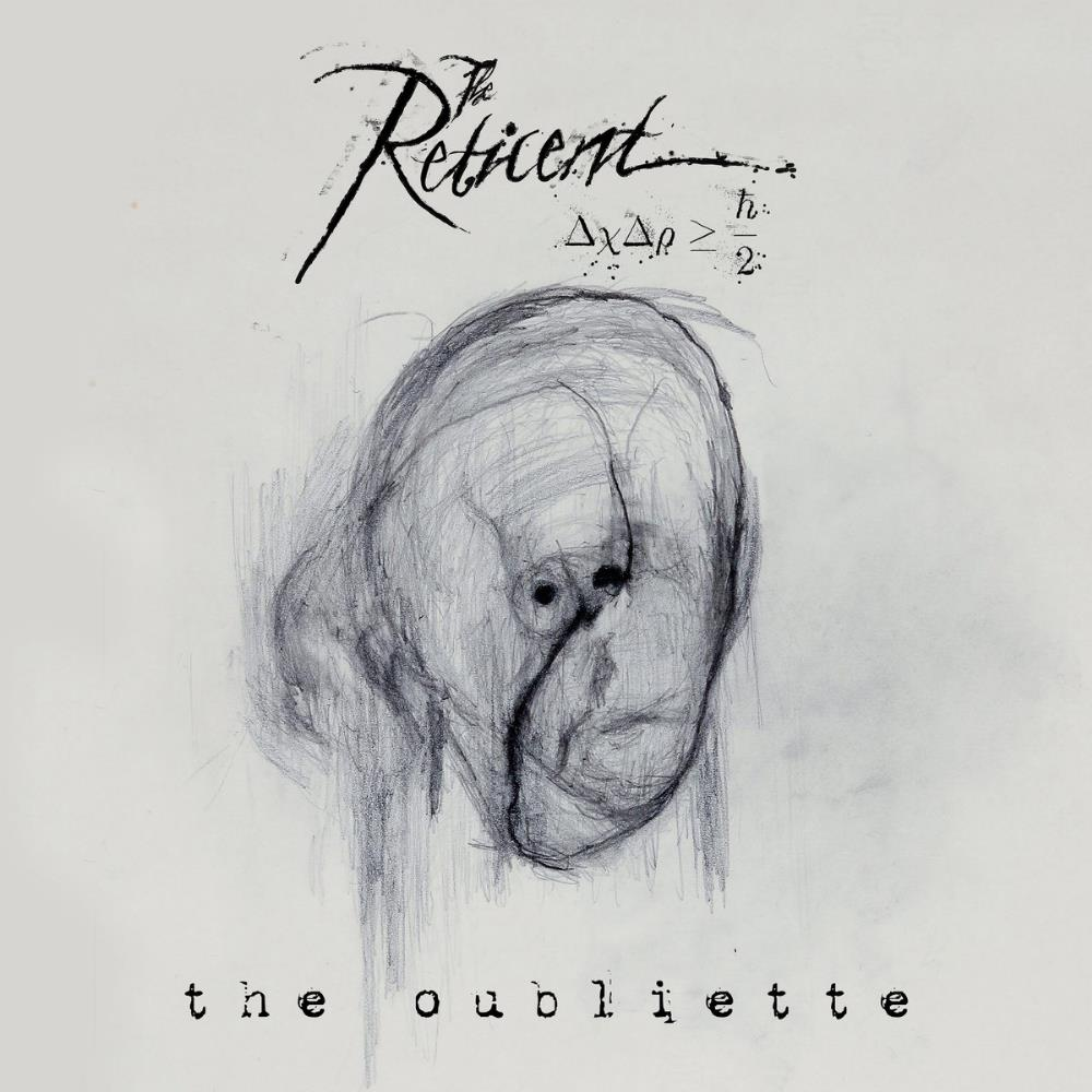 The Reticent - The Oubliette CD (album) cover
