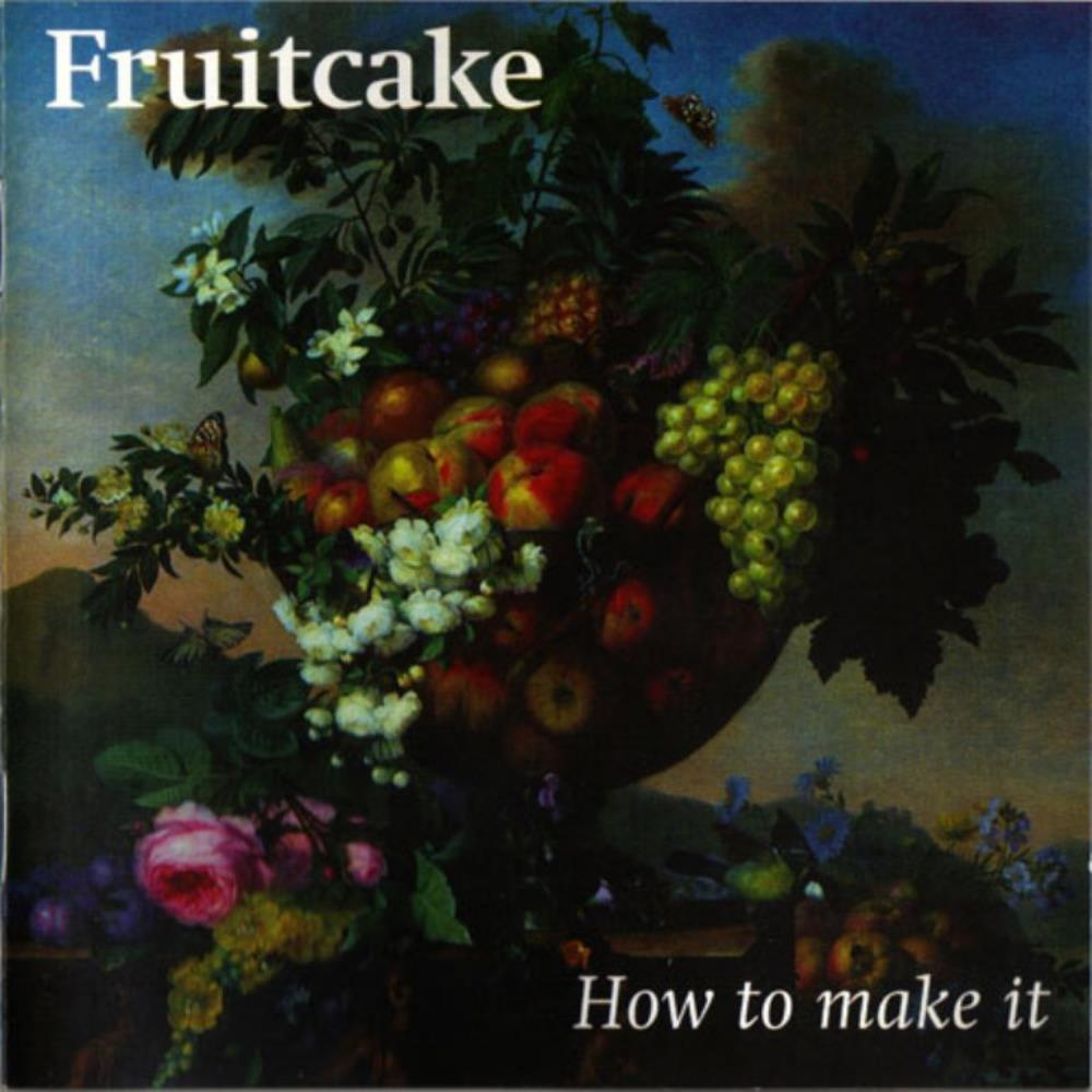 Fruitcake - How To Make It CD (album) cover