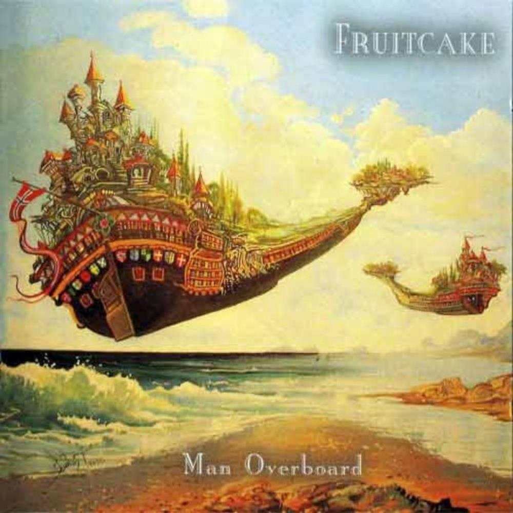 Man Overboard by FRUITCAKE album cover