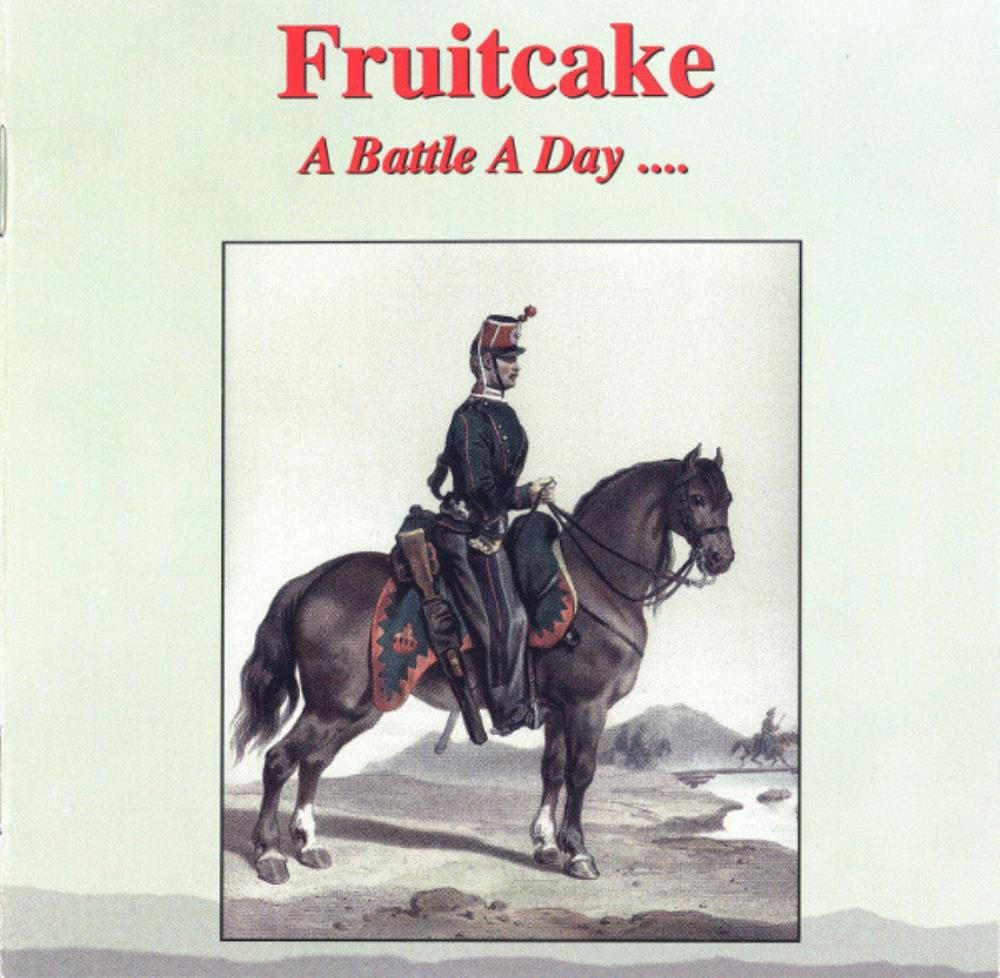A Battle A Day ... by FRUITCAKE album cover