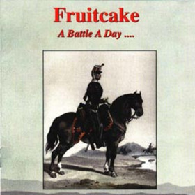 Fruitcake - A Battle a Day... CD (album) cover