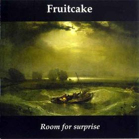 Fruitcake - Room For Surprise CD (album) cover