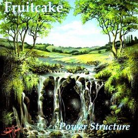Power Structure by FRUITCAKE album cover