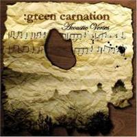 Green Carnation The Acoustic Verses album cover