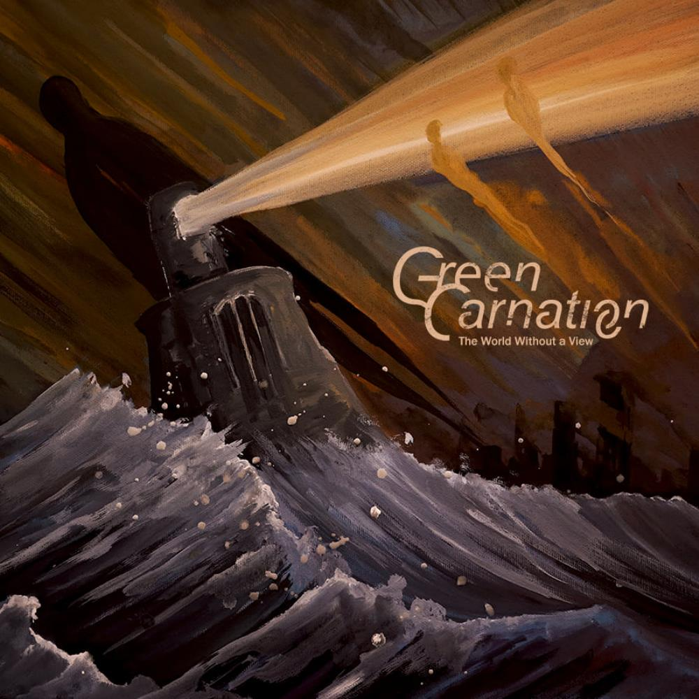 The World Without a View by GREEN CARNATION album cover