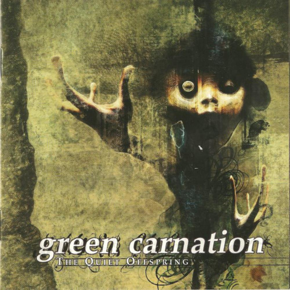 The Quiet Offspring by GREEN CARNATION album cover