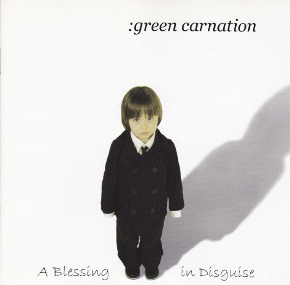 Green Carnation - A Blessing In Disguise CD (album) cover