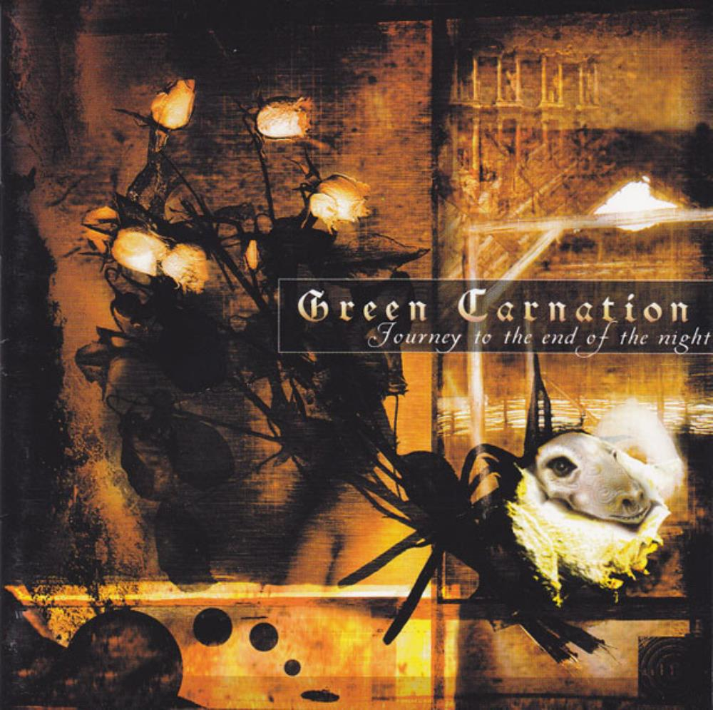 Journey To The End Of The Night by GREEN CARNATION album cover