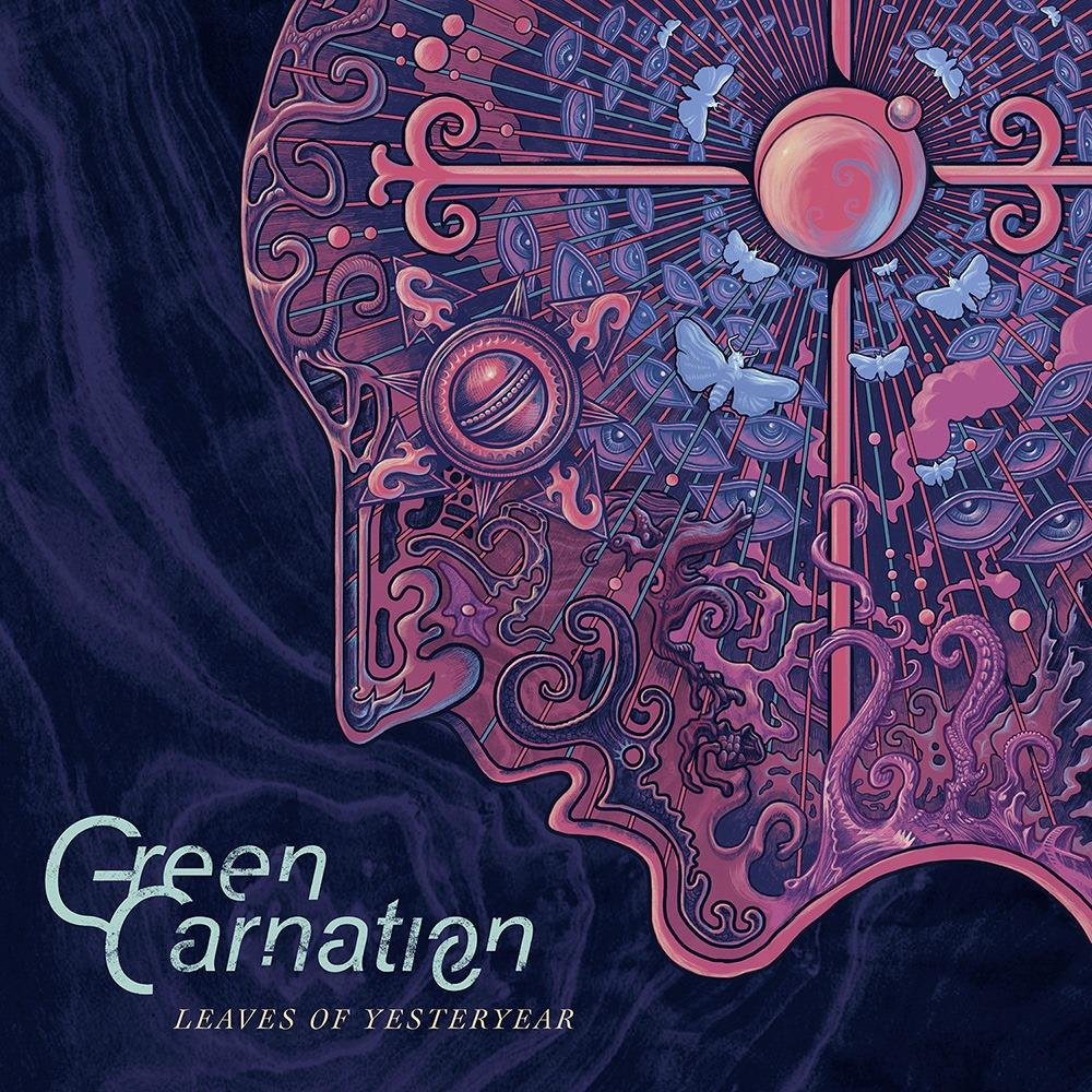 Leaves of Yesteryear by GREEN CARNATION album cover