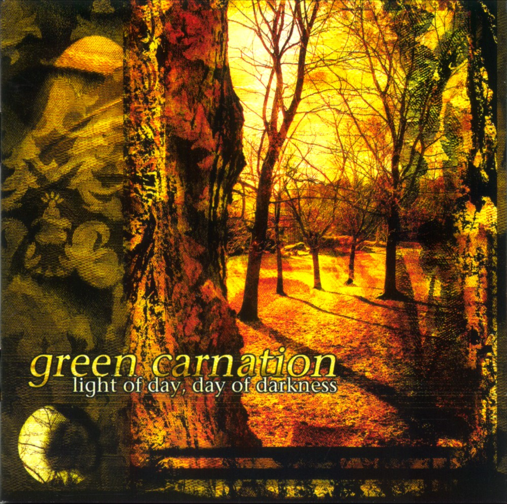 Green Carnation - Light Of Day, Day Of Darkness CD (album) cover