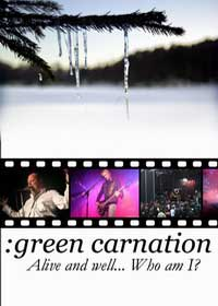 Green Carnation - Alive And Well... Who Am I?/Live in Krakow CD (album) cover