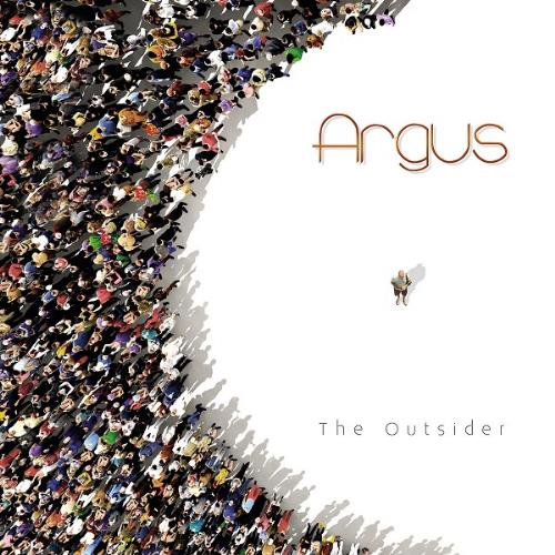 The Outsider by ARGUS album cover