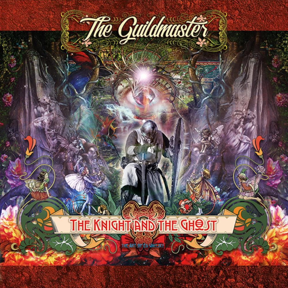 The Guildmaster - The Knight and the Ghost CD (album) cover