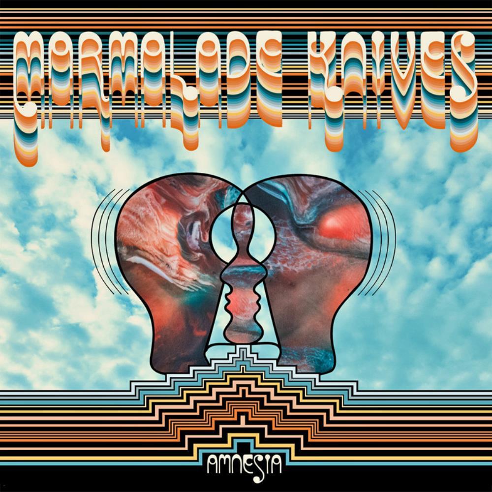 Amnesia by MARMALADE KNIVES album cover