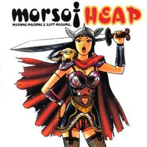 Morsof - Heap CD (album) cover