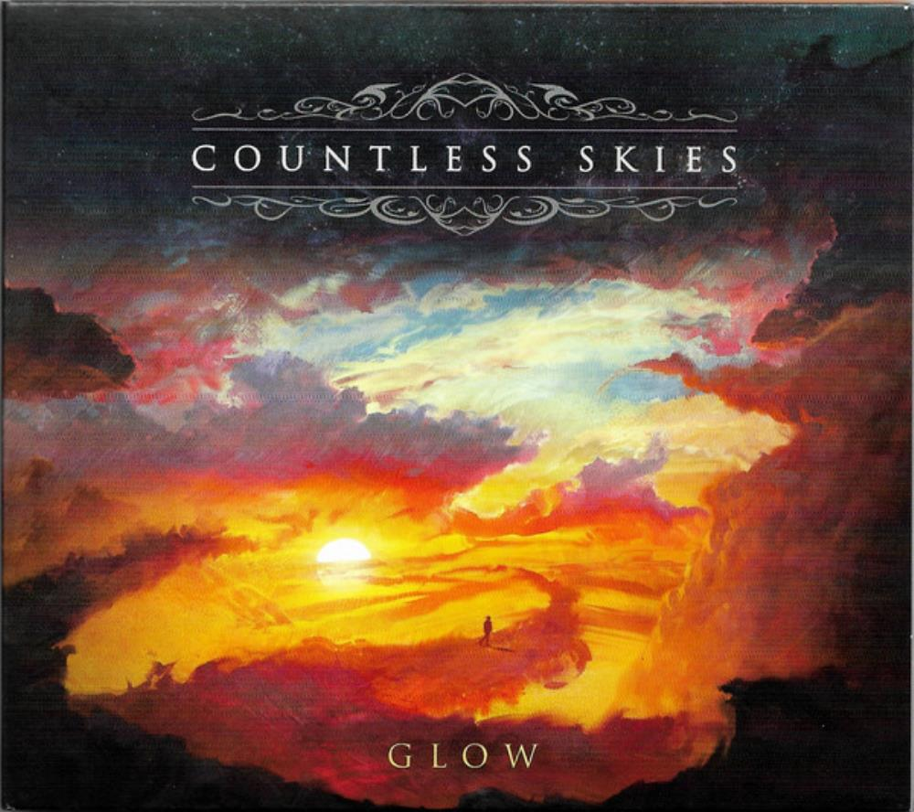 Glow by COUNTLESS SKIES album cover