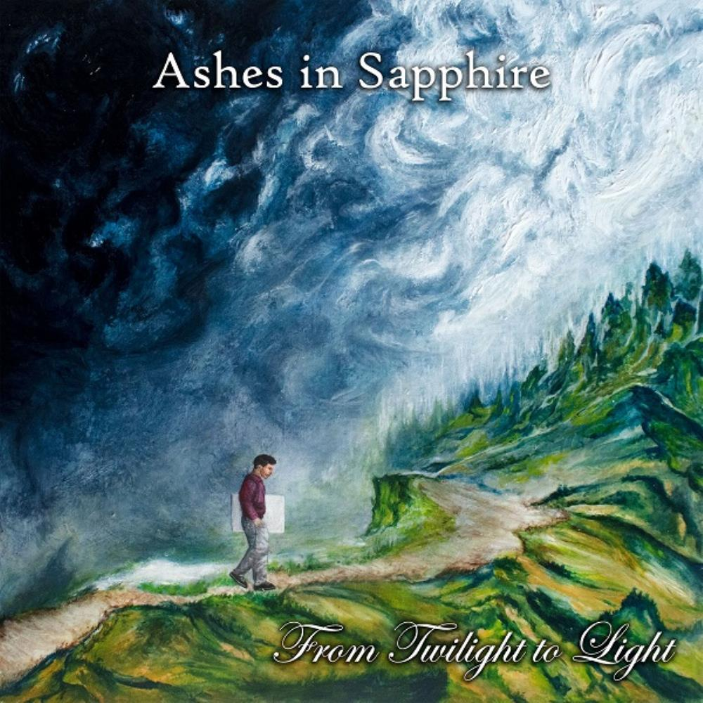 From Twilight to Light by ASHES IN SAPPHIRE album cover