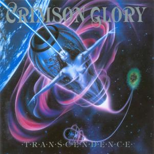 Crimson Glory - Transcendence CD (album) cover