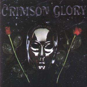 Crimson Glory - Crimson Glory CD (album) cover