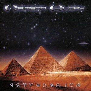 Astronomica by CRIMSON GLORY album cover