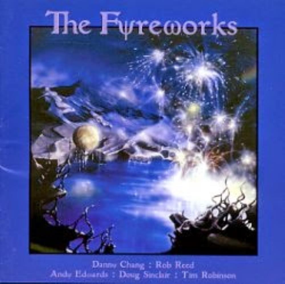 The Fyreworks by FYREWORKS, THE album cover
