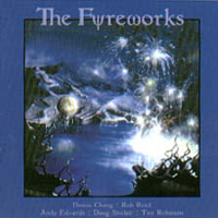 The Fyreworks - The Fyreworks CD (album) cover