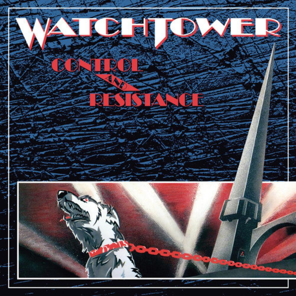 Watchtower - Control And Resistance CD (album) cover