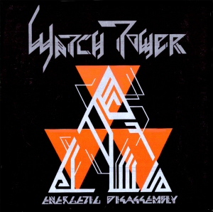 Watchtower - Energetic Disassembly CD (album) cover