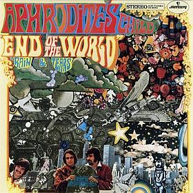 Aphrodite's Child - End Of The World CD (album) cover