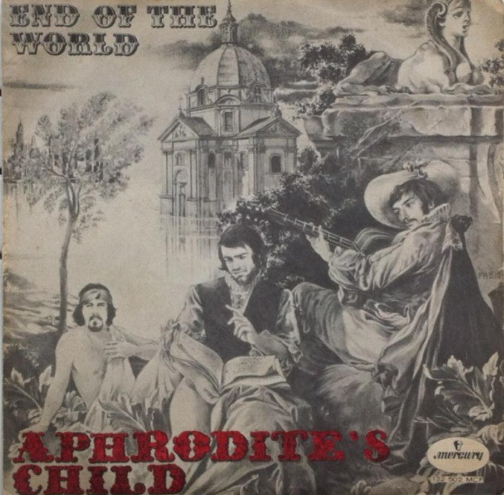 End of the World by APHRODITE'S CHILD album cover